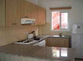 Cyprus property, Apartment for holiday rent ID:2858