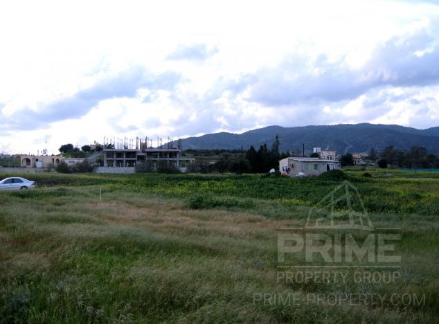 Cyprus property, Land for sale ID:2953
