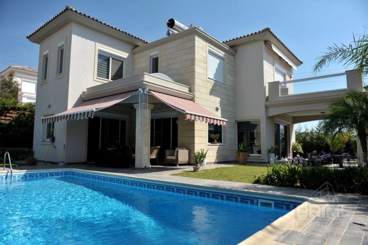 Предложение № 2985 - Limassol, Villa 260 м2