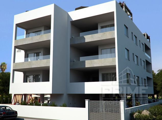 Cyprus property, Apartment for sale ID:3001
