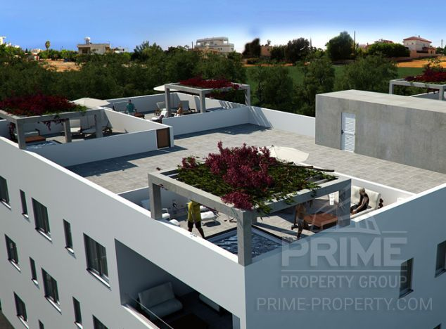 Cyprus property, Apartment for sale ID:3002