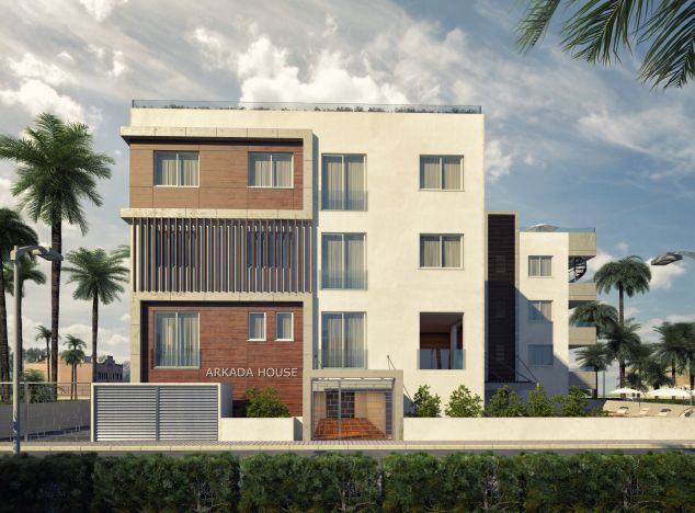 Cyprus property, Apartment for sale ID:3003
