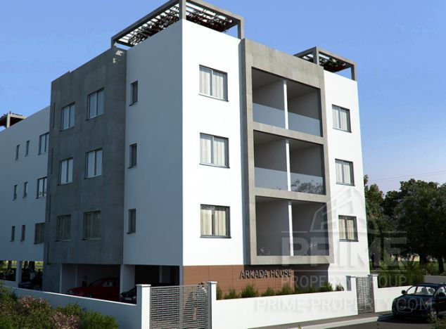 Cyprus property, Apartment for sale ID:3005