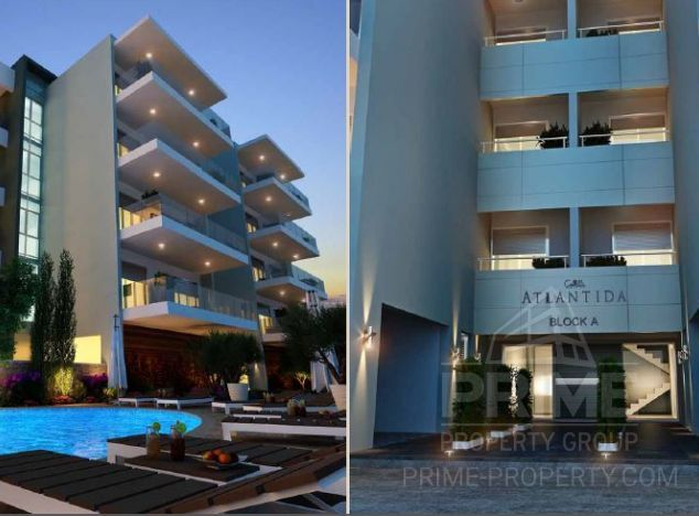 Cyprus property, Apartment for sale ID:3020