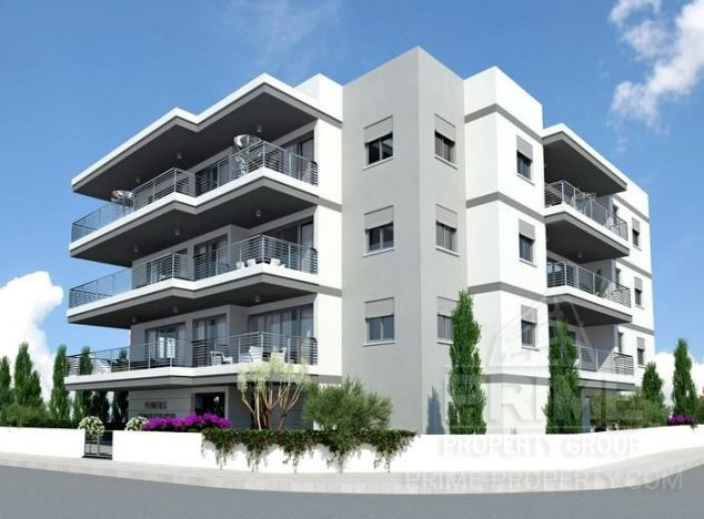 Cyprus property, Apartment for sale ID:3033