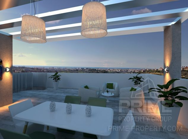 Cyprus property, Apartment for sale ID:3036