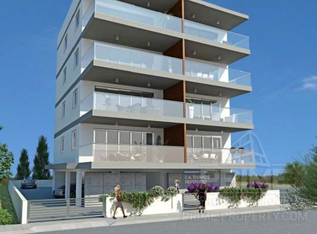 Cyprus property, Apartment for sale ID:3043