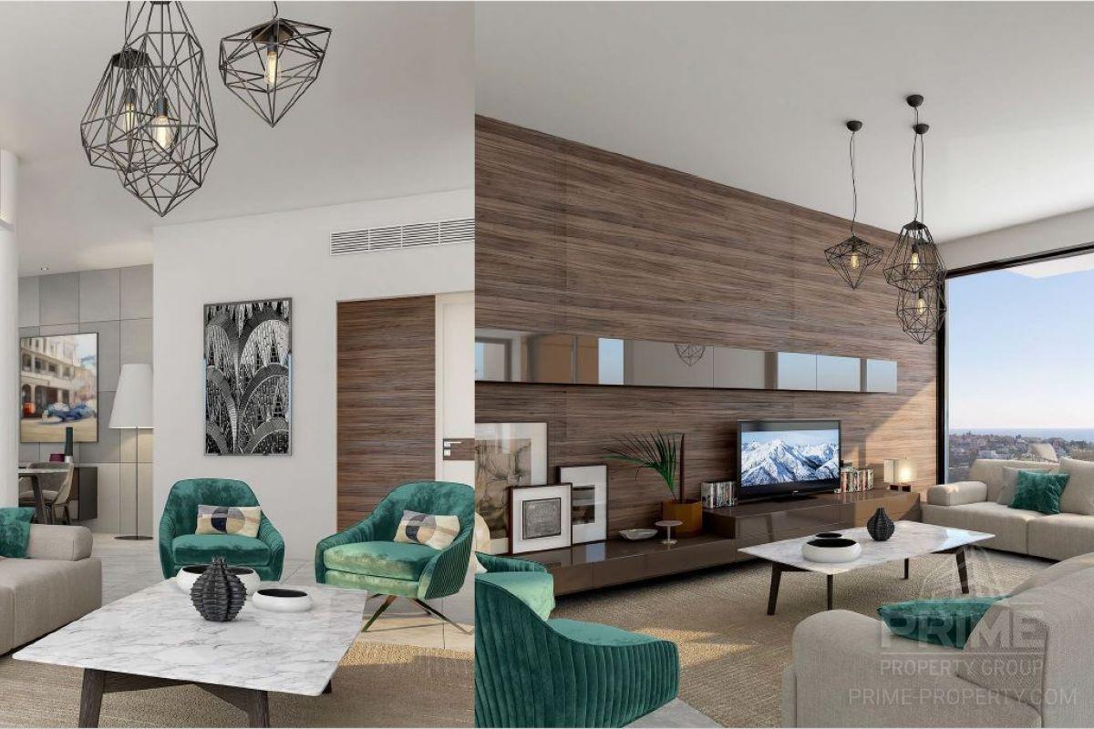 Предложение № 3044 - Limassol, Apartment 117 м2