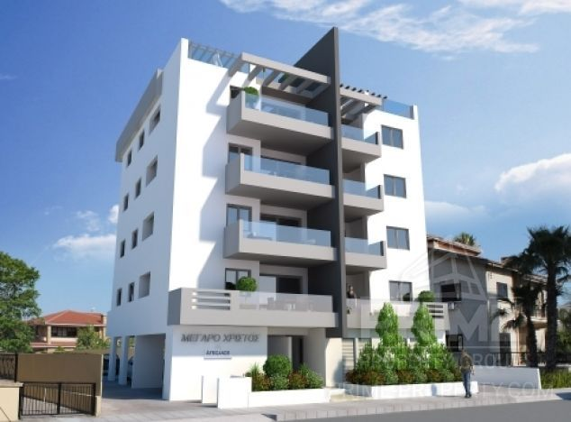 Cyprus property, Apartment for sale ID:3060