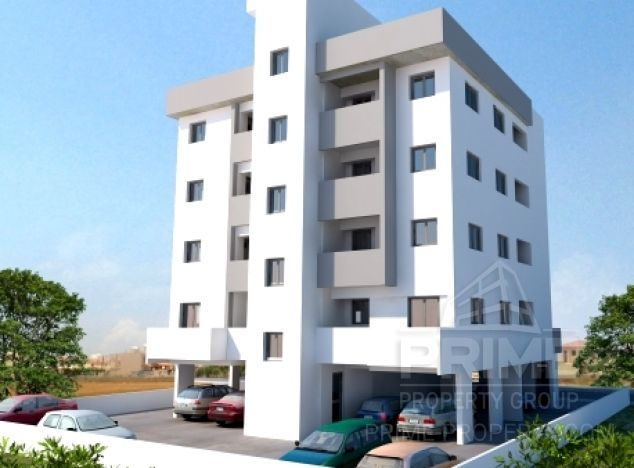 Cyprus property, Apartment for sale ID:3061