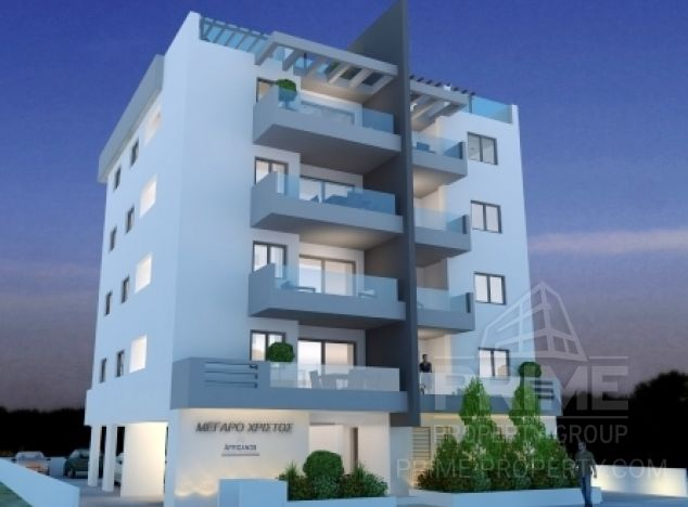 Cyprus property, Apartment for sale ID:3062