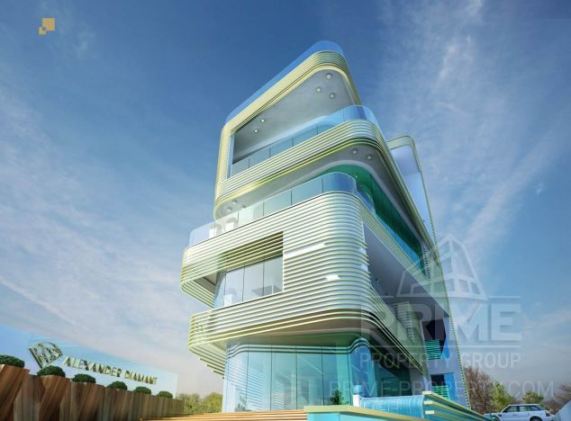 Cyprus property, Penthouse for sale ID:3069