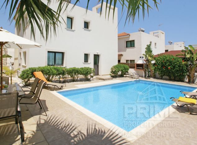 Cyprus property, Villa for holiday rent ID:3084