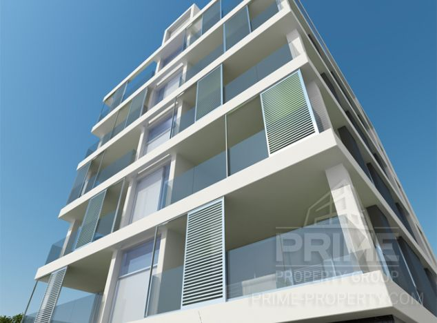 Cyprus property, Penthouse for sale ID:3089