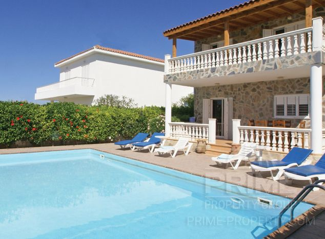 Cyprus property, Villa for holiday rent ID:3117
