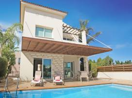 Cyprus property, Villa for holiday rent ID:3118