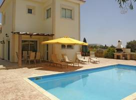 Cyprus property, Villa for holiday rent ID:3123