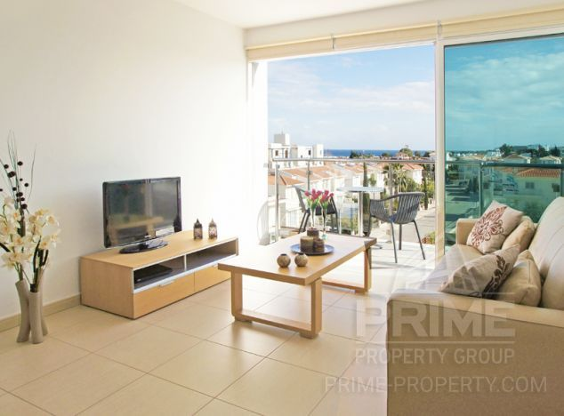 Cyprus property, Apartment for holiday rent ID:3130
