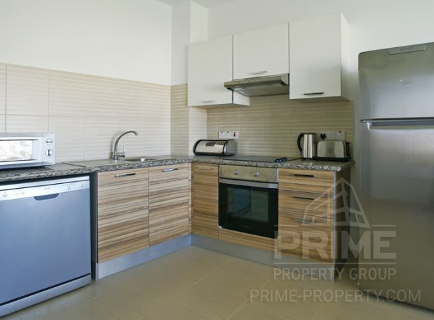Cyprus property, Apartment for holiday rent ID:3135
