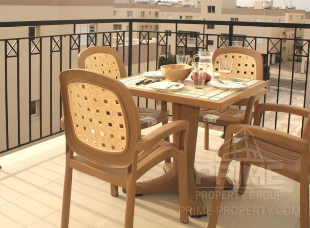 Cyprus property, Apartment for holiday rent ID:3138