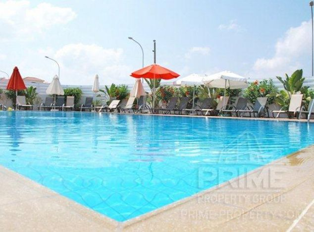 Cyprus property, Apartment for holiday rent ID:3139