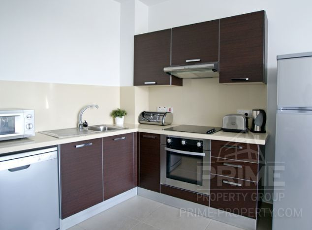 Cyprus property, Apartment for holiday rent ID:3162