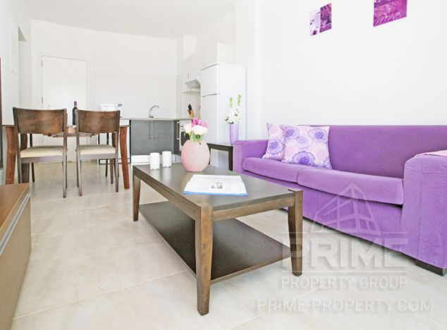 Cyprus property, Apartment for holiday rent ID:3173