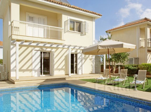 Cyprus property, Villa for holiday rent ID:3188
