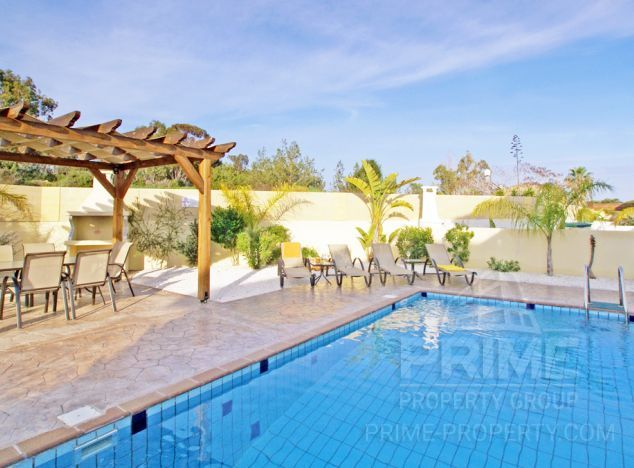 Cyprus property, Villa for holiday rent ID:3194