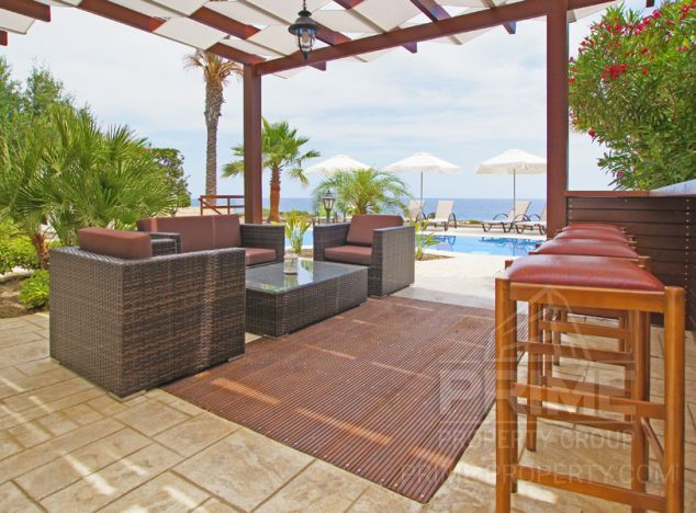 Cyprus property, Villa for holiday rent ID:3198