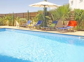 Cyprus property, Villa for holiday rent ID:3199