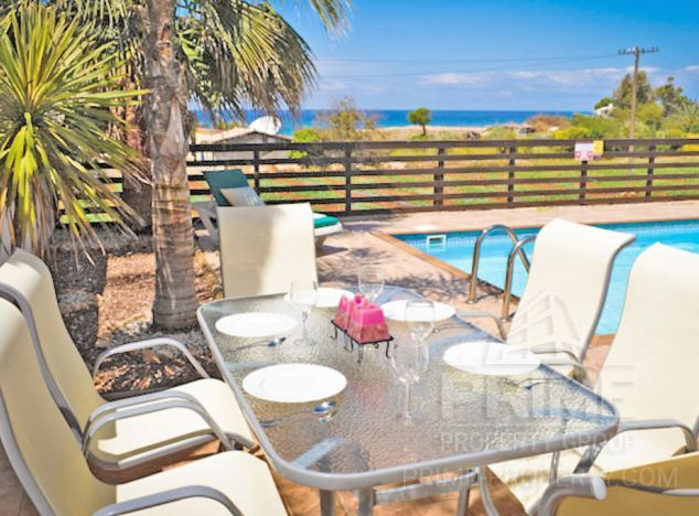 Cyprus property, Villa for holiday rent ID:3201