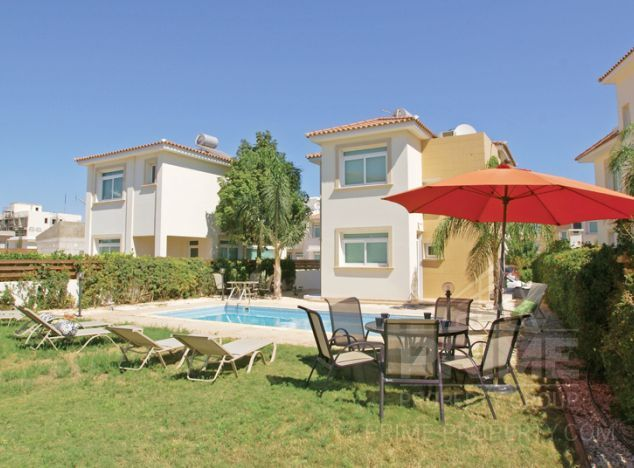 Cyprus property, Villa for holiday rent ID:3220