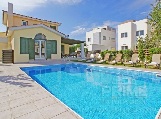 Cyprus property, Villa for holiday rent ID:3230