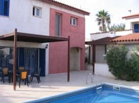 Cyprus property, Villa for holiday rent ID:3231