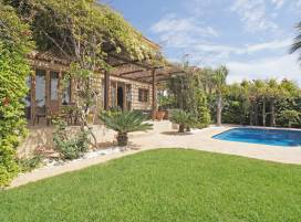 Cyprus property, Villa for holiday rent ID:3234