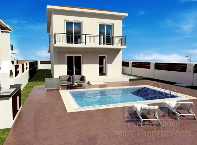 Cyprus property, Villa for holiday rent ID:3246