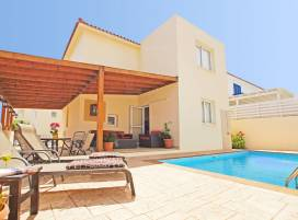 Cyprus property, Villa for holiday rent ID:3273
