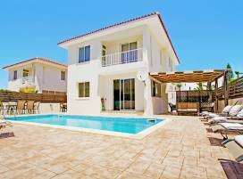 Cyprus property, Villa for holiday rent ID:3280