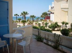 Property in Cyprus, Apartment for holiday rent ID:3297