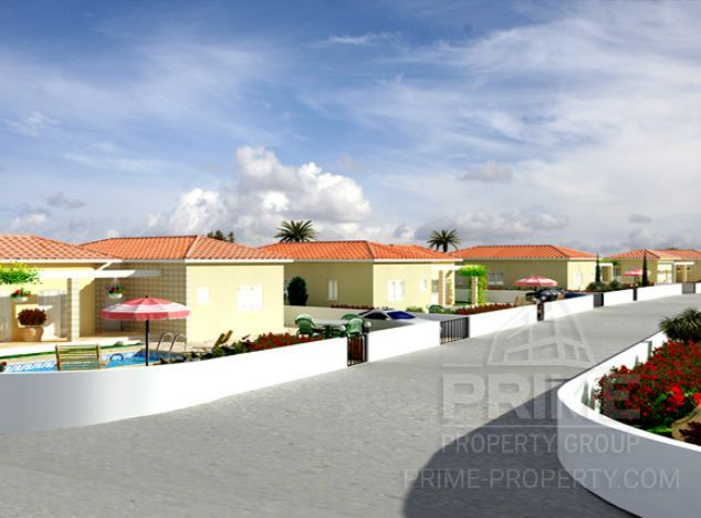 Cyprus property, Bungalow for sale ID:3301