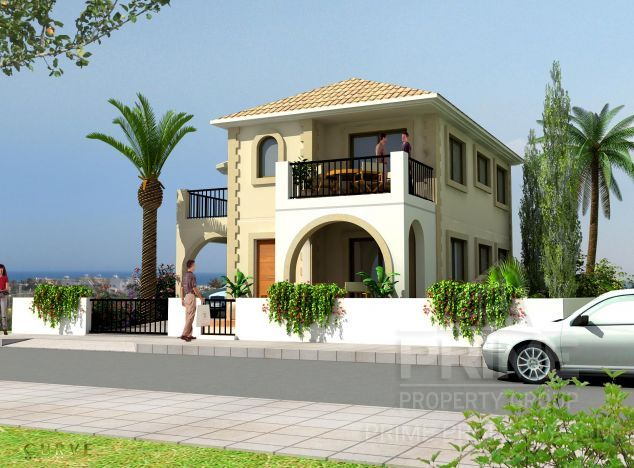 Cyprus property, Villa for sale ID:3304