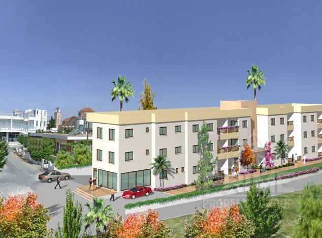 Cyprus property, Apartment for sale ID:3313