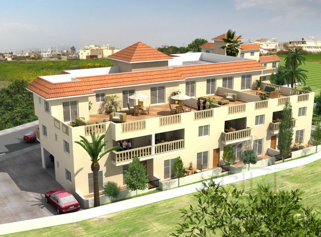 Cyprus property, Apartment for sale ID:3318