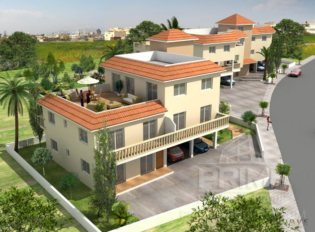 Cyprus property, Apartment for sale ID:3321
