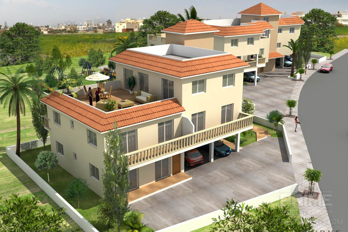 Предложение № 3323 - Protaras, Apartment 95 м2