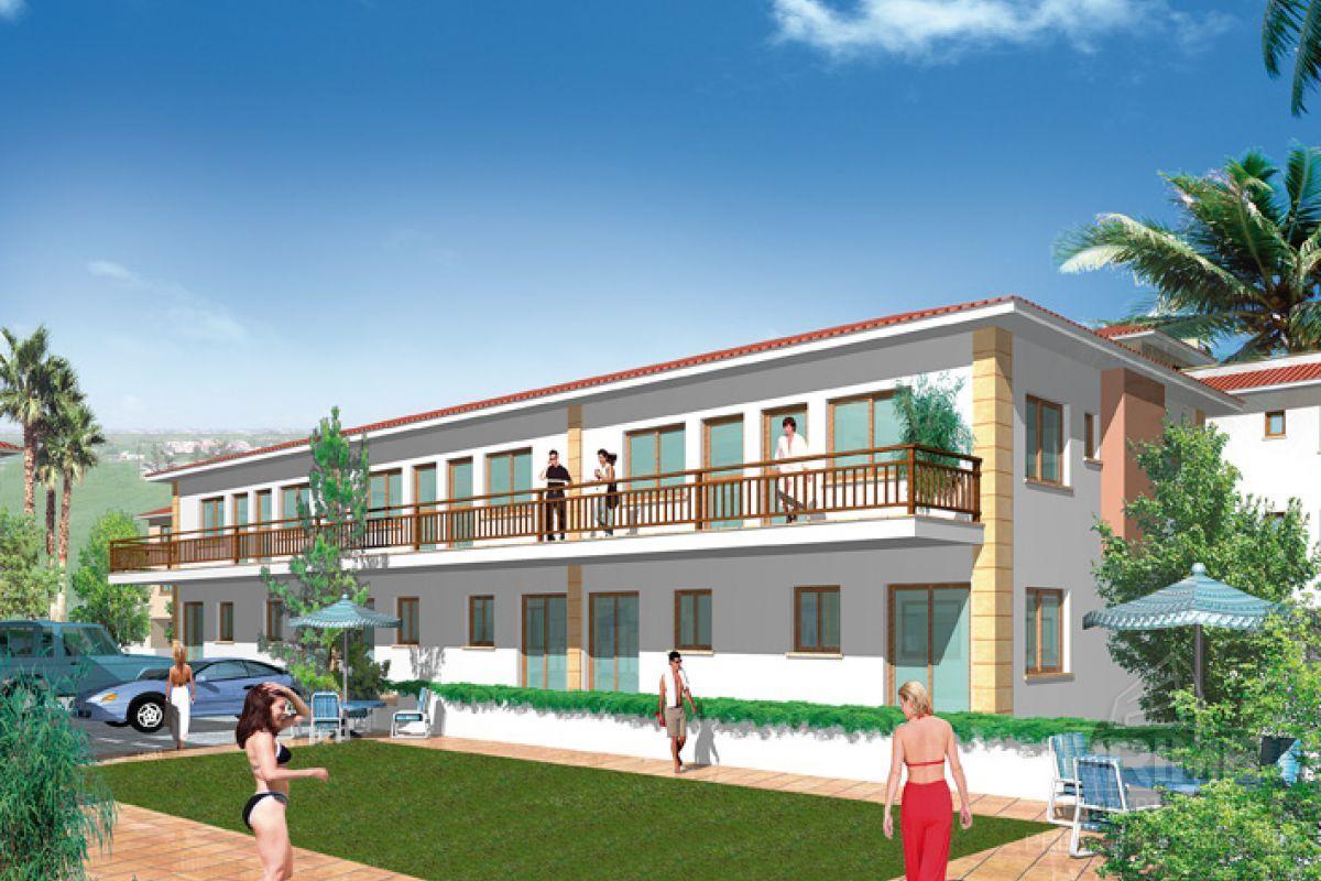 Предложение № 3329 - Protaras, Apartment 89 м2