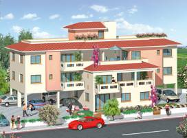 Cyprus property, Apartment for sale ID:3331
