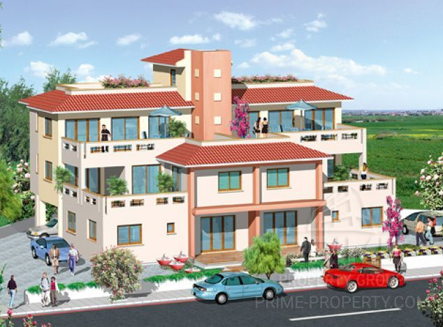 Cyprus property, Apartment for sale ID:3335