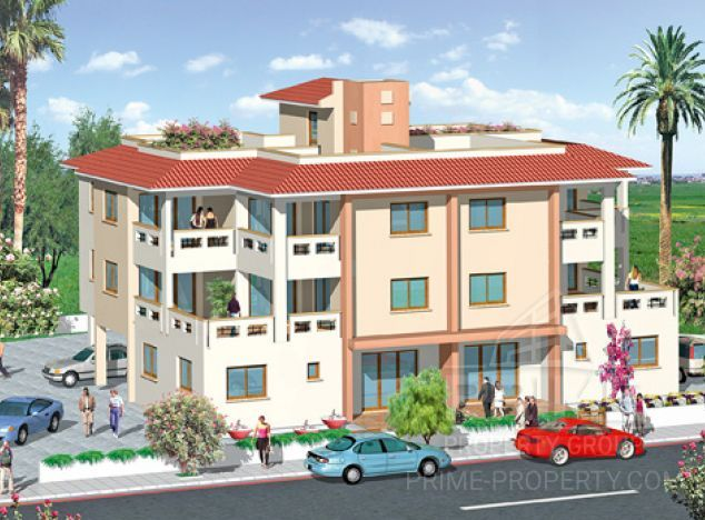 Cyprus property, Apartment for sale ID:3339